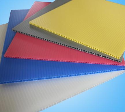 Twin Wall Corrugated Sheets