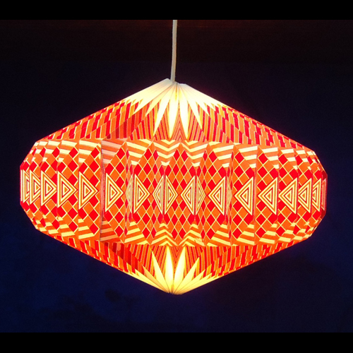 Lampshade Ceiling