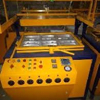 Semi Automatic Thermocol Making Machine