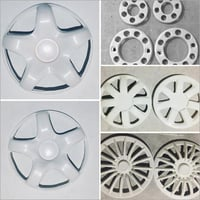 FRP Bus Wheel Cover