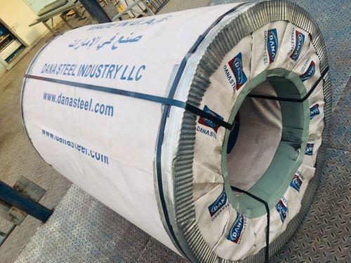 GI coils ASTM A653 supplier in UAE