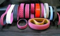 Belts with Coating and Profile