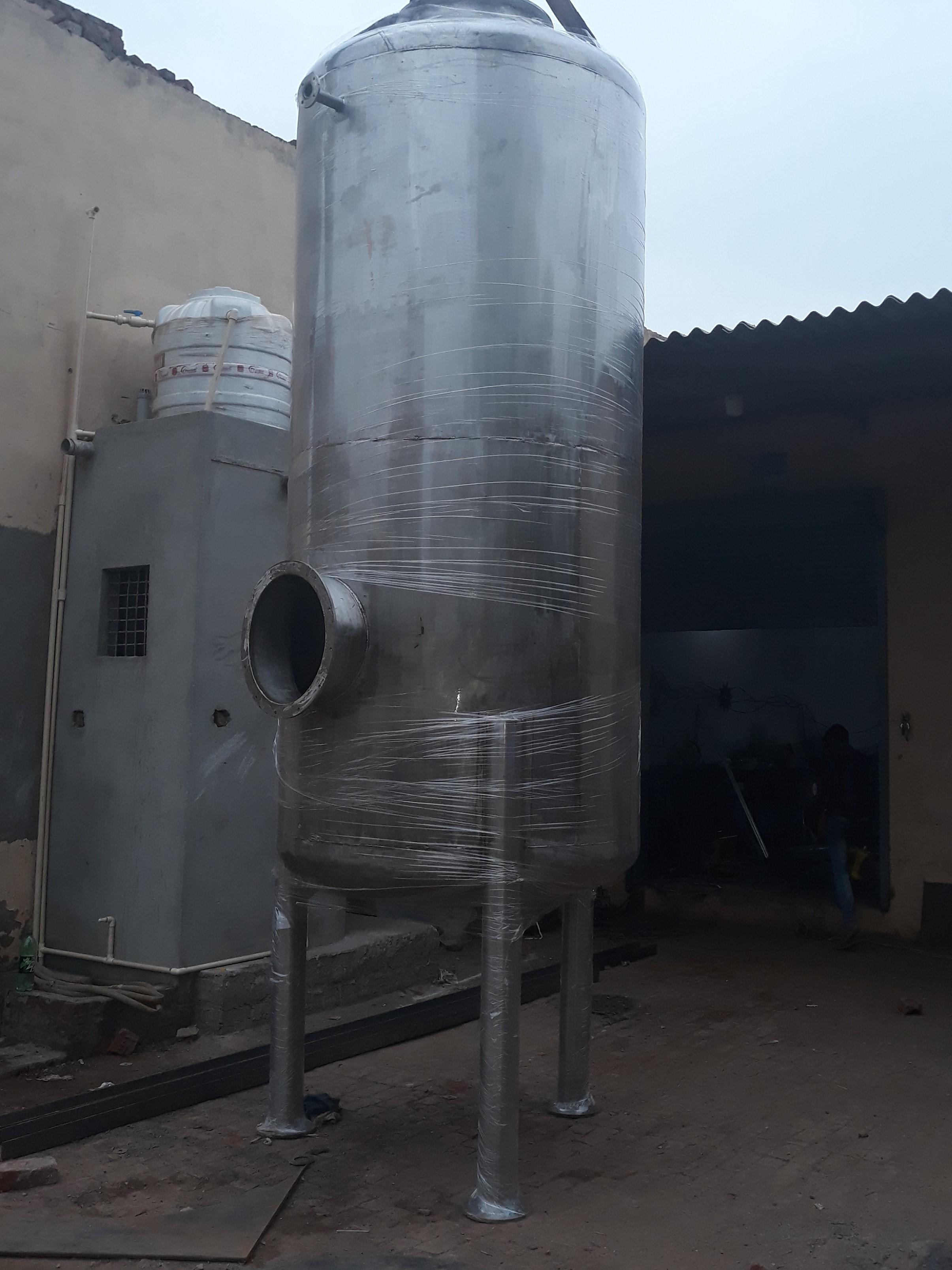 Scrubber Tank
