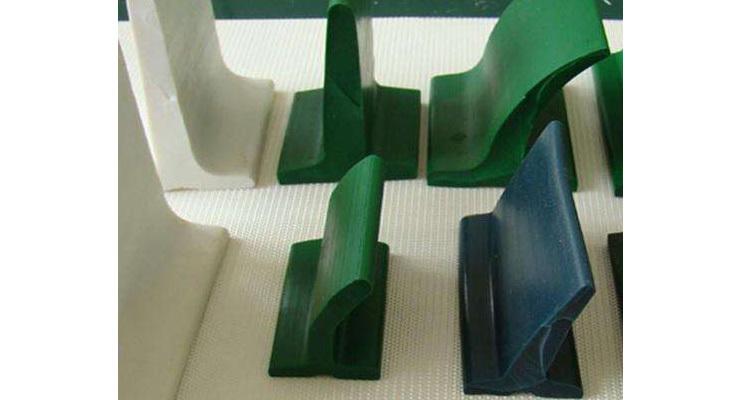 Sidewall Cleated Conveyor Belts