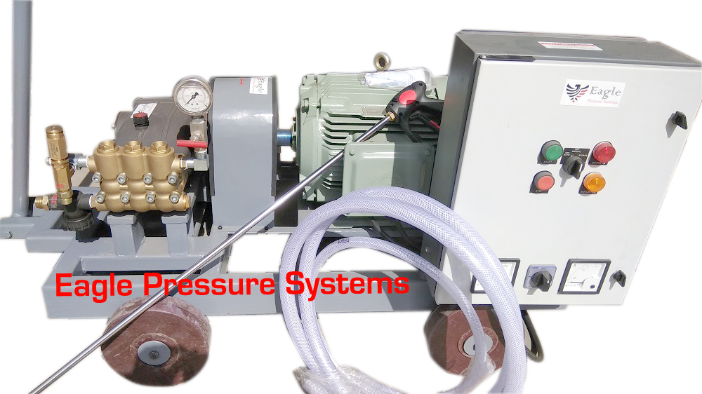 High Pressure Jet Machine