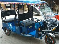 Ewa Butterfly E Rickshaw