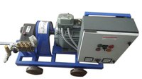 Electric Hydrostatic Test Pump 500 Bar