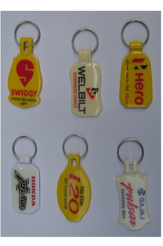 ABS Mould Key Chain