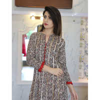 Ladies Brown Kurti