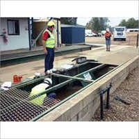 Weighbridge Repairing Service