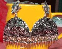 Shell Silver Earring