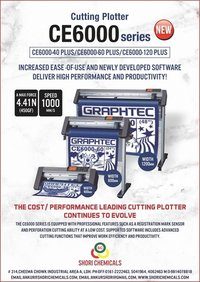 GRAPHTEC PLOTTER CUTTER