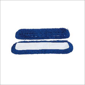 Partek Debri V-Sweeper Spare Acrylic Mop Blue MC04