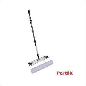 Partek Quick Snap 80Cm Dust Mop Includes Aluminum Frame QSMC80F MC24 AHT02