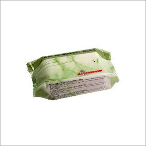 Partek Green Tex Moist Wipes 30X32Cm Pack Of 25 Wipes GTW30 25