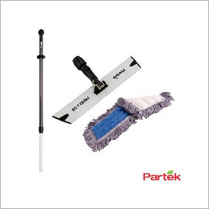 Partek Press Go Anti-Bac Microfiber 40Cm Damp Mop MAB40 PNG40F AHT02