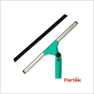 Partek 180 Degree Swivel St. Steel Window Squeegee WC04 WR45