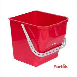 Partek Robin Bucket 25 Liters - Red PB25 R