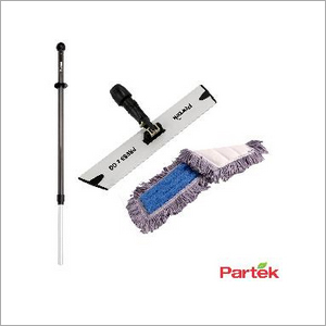 Partek Press Go Anti-Bac Microfiber 60Cm Damp Mop MAB60 PNG40F AHT02