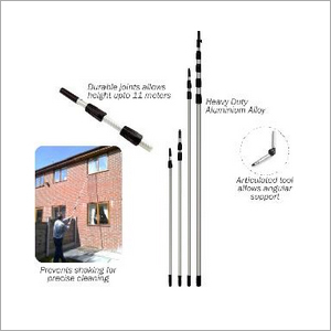 Partek Pike-O Aluminum Telescopic Pole 3 Section - 6.0 Meter TP06