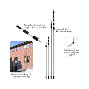 Partek Pike-O Aluminum Telescopic Pole 2 Section - 2.5 Meter TP25