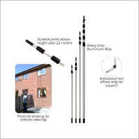 Partek Pike-O Aluminum Telescopic Pole 2 Section - 2.5 Meter TP25