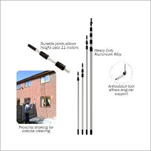Partek Pike-O Telescopic Pole 3 Section - 9 Meter TP09