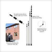 Partek Pike-O Aluminum Telescopic Pole 2 Section - 1.2 Meter TP12