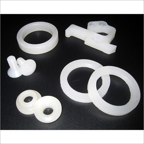 PVDF Machined Parts