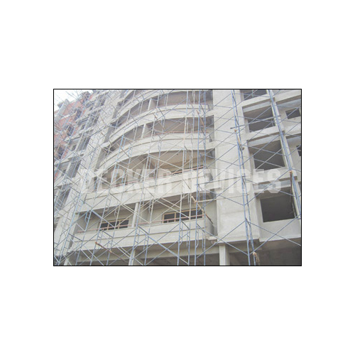 Multistage Scaffolding System