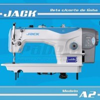 Jack sewing machine Model No A2