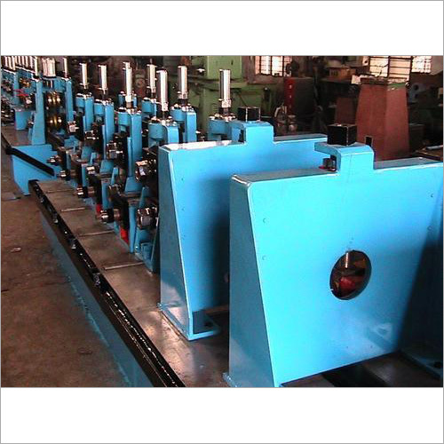 Mild Steel Tube Mill Machine