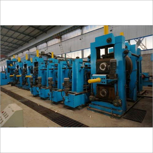 ERW Tube Mill Machine