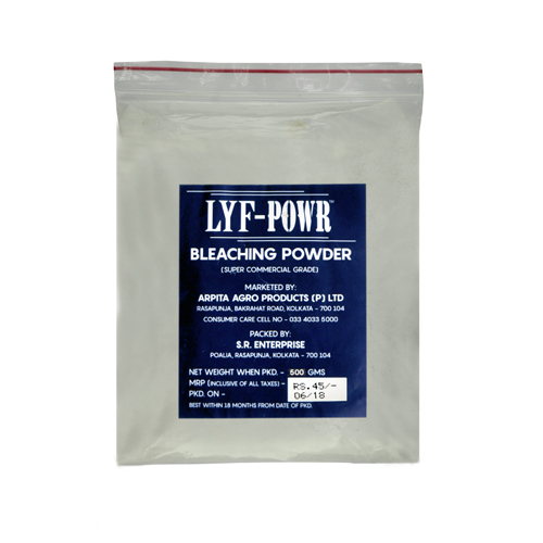 500 GMS Bleaching Powder