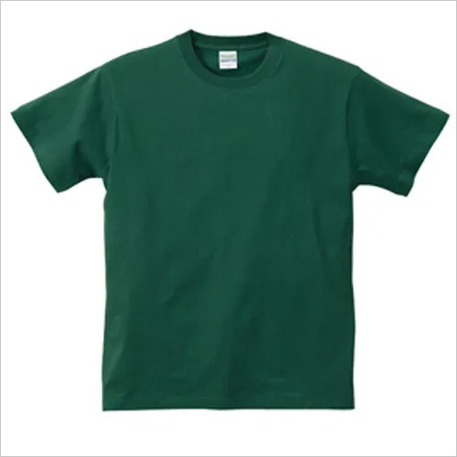 Mens Green T Shirts