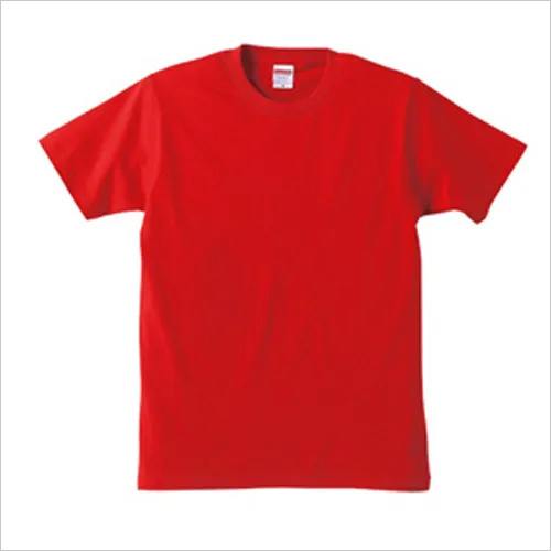 Mens Red T Shirt