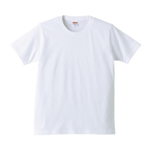 Mens White T Shirt