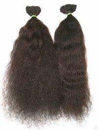 Natural Curly  Indian Human Hair