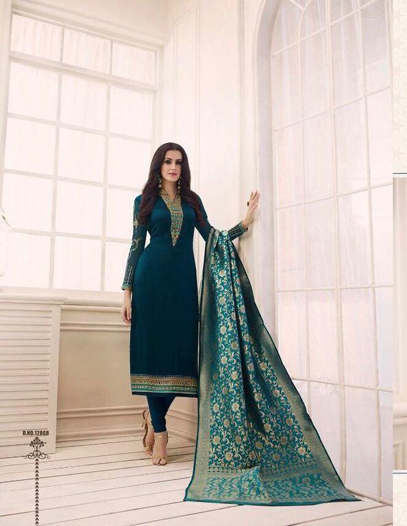 Party Wear Georgette Salwar Kameez