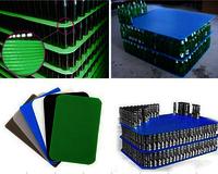 Corrugated Plastic Pallet Separator