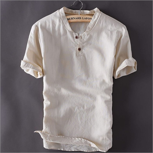 Men Kurta T Shirt