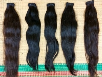 Natural Indian Silky Stragiht Human Hair