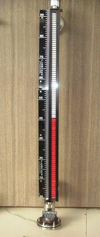 Side Magnetic Level Indicator