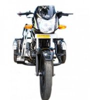 Motor Cycle Side Wheel Attachment