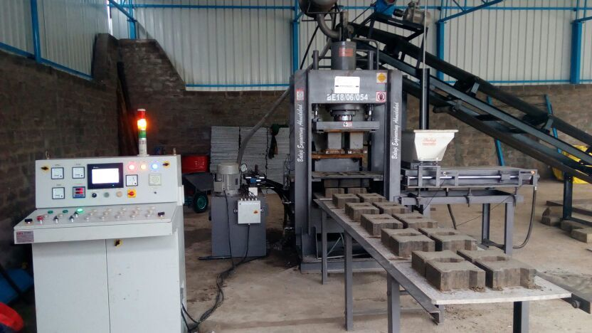 BEW - FA1064 - Fully  Auto Bricks & Paver Block Making Machine