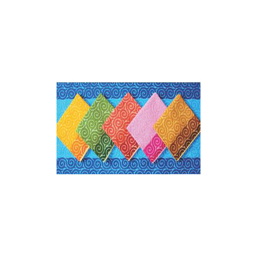 Pattern Candy Towels