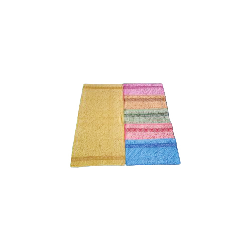 Solid Jacquard Towel