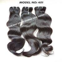 100% Temple Human Hair Raw Virgin Indian Hair
