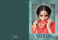 Shree Fab Shenai Salwar Suits