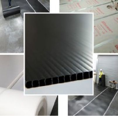 Corflute Temporary Floor Protection
